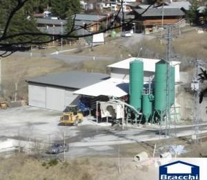 Impianto di betonaggio con sistema di controllo processo produzione conglomerati cementizi conforme al DM 14-01-2008 (2)